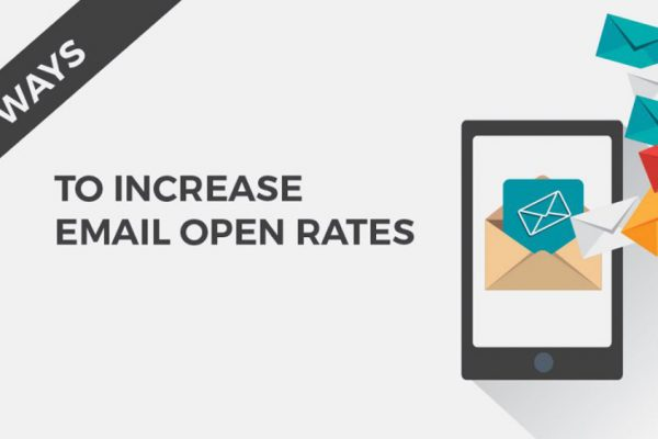 6 Ways to Increase Email Open Rates