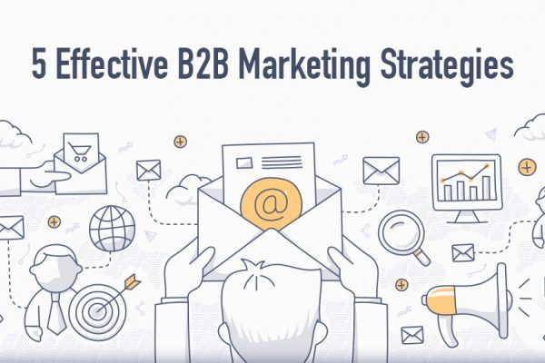 5 Effective B2B Marketing Strategies